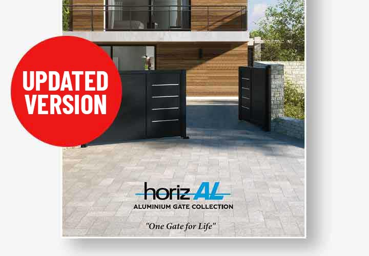 horizal aluminium gates brochure download 2018
