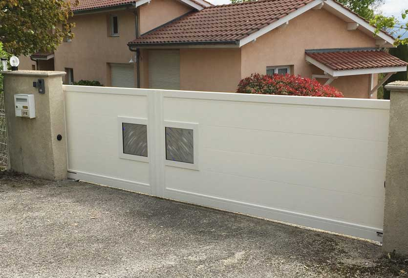 Horizal Night and Day Collection - Acroyal Aluminium Gates