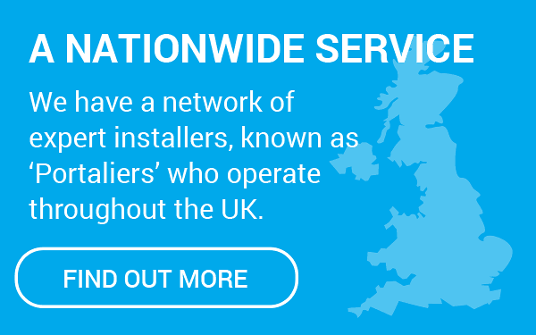 Horizal offers a a nationwide service