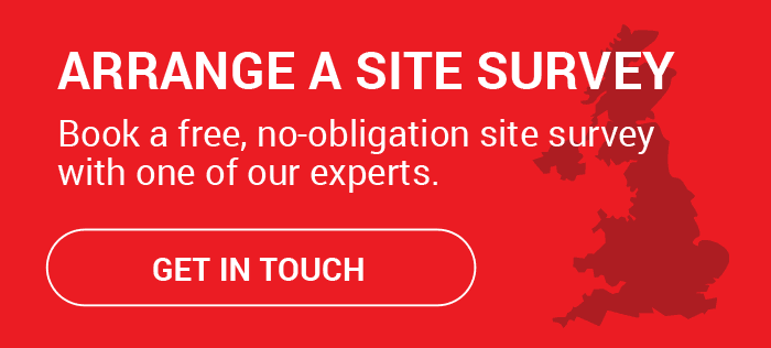arrange a site survey